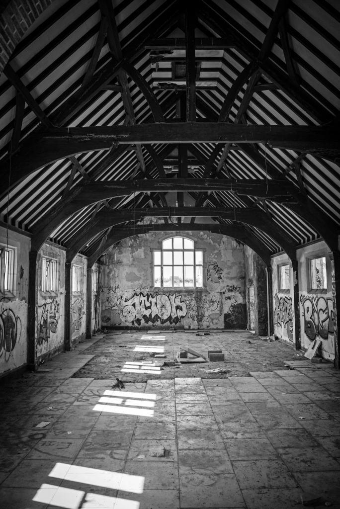 Urbex - Derwood Photography