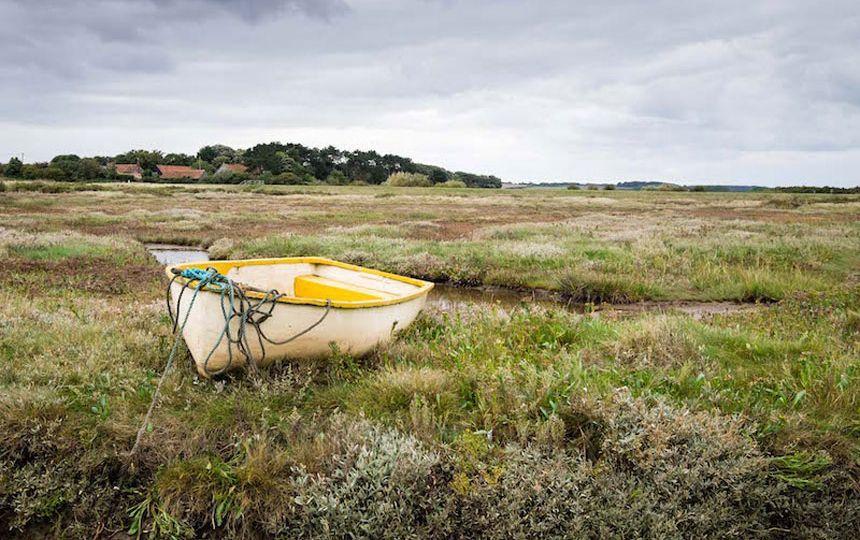 The Delights of the North Norfolk Coastline